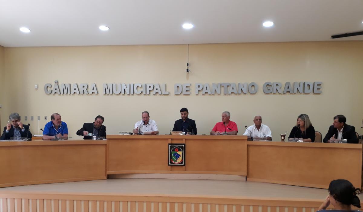 Câmara realiza sua terceira Sessão Extraordinária